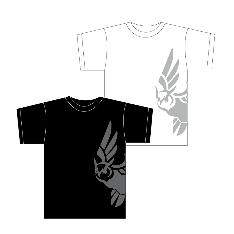 GEN3 × GARU BIG DESIGN T-SHIRTS