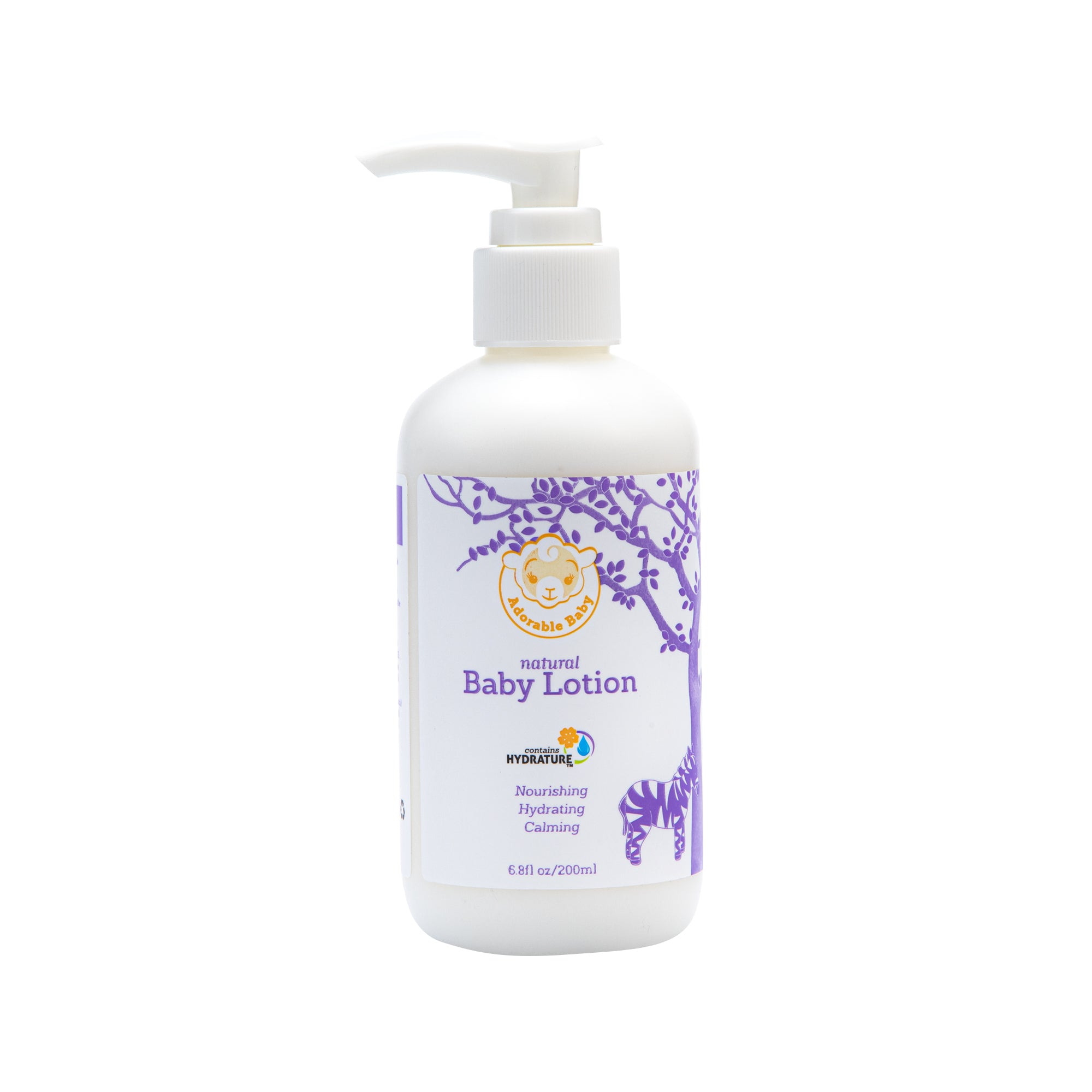 Sample Baby Lotion