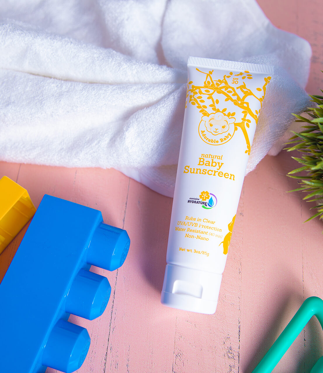 Sample Sunscreen