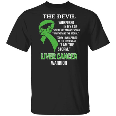 I Am The Storm Support Liver Cancer Awareness