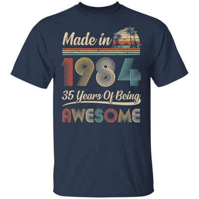 Vintage 1984 Made In 1984 35th Birthday Gift 35 Years Old