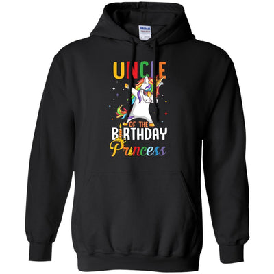 Uncle Of The Birthday Girl Dabbing Unicorn Party