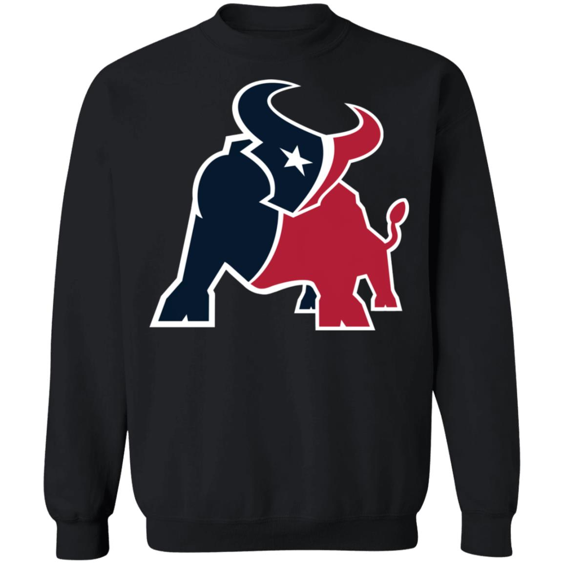 Houston Texans Season Los angeles Pullover Sweatshirt  8 oz.