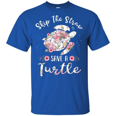 Flower Skip A Straw Save A Turtle Save Turtles