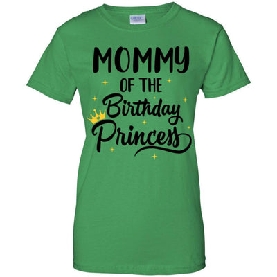 Mommy Of The Birthday Princess Matching Family Party