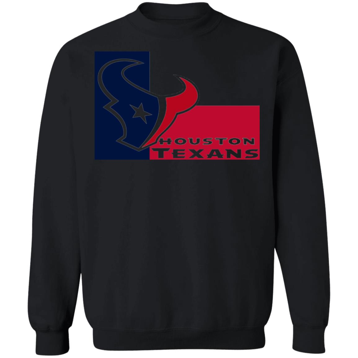 Houston Texans Cincinnati Bengals Jacksonville Pullover Sweatshirt  8 oz.