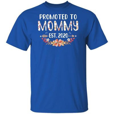 Promoted To Mommy Est 2020 Mothers Day New Mom