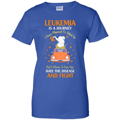 Leukemia Awareness Is A Journey