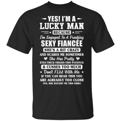 I'm A Lucky Man Because I'm Engaged To A Sexy Fiancee