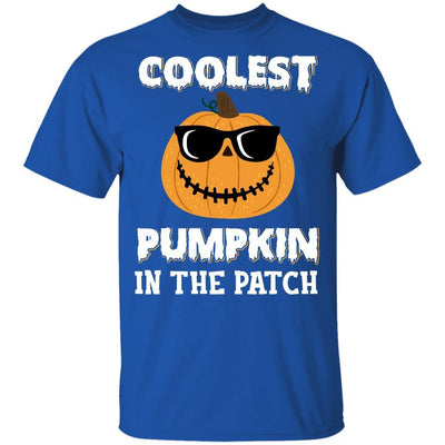 Coolest Pumpkin In The Patch Halloween Costume Gift Youth