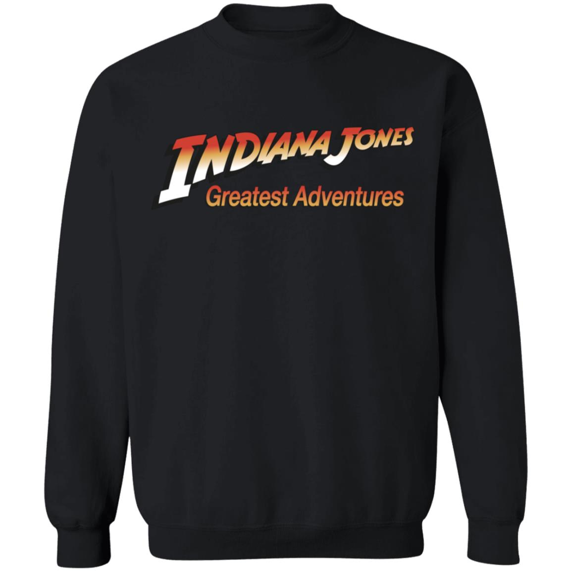 Indiana Jones Lucasfilm Adventure Pullover Sweatshirt  8 oz.