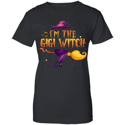 I Am The Gigi Witch Halloween Costume Gift