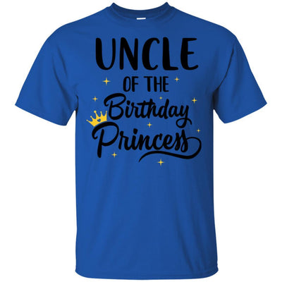 Uncle Of The Birthday Princess Matching Family Party