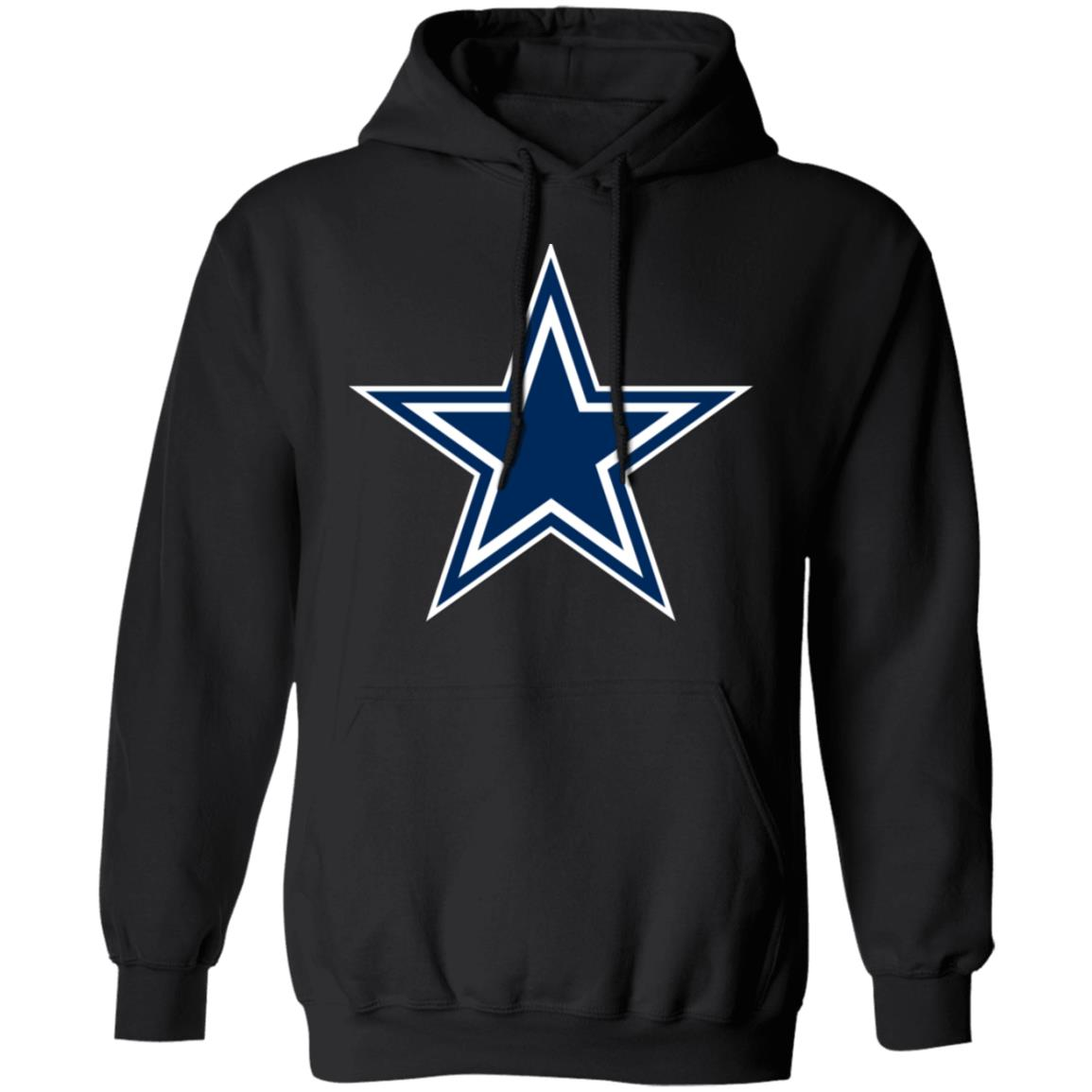 Dallas Cowboys Tampa Bay Buccaneers New York Pullover Hoodie 8 oz.
