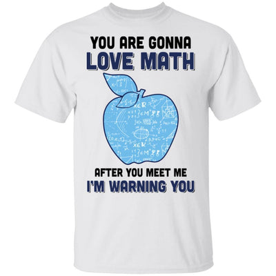 You Are Gonna Love Math Teacher Gifts