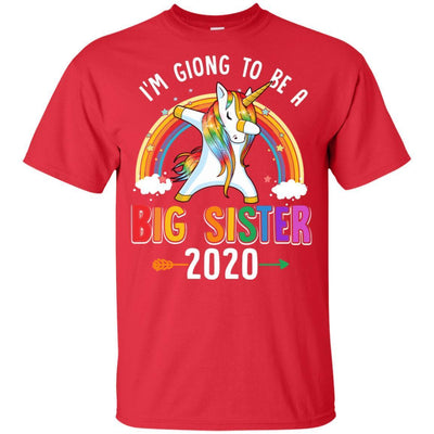 I'm Going To Be A Big Sister 2020 Unicorn Youth