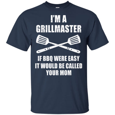 I'm A Grill Master Funny BBQ Barbecue Smoker Chef