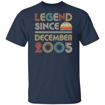 Legend Since December 2005 Vintage 14th Birthday Gifts