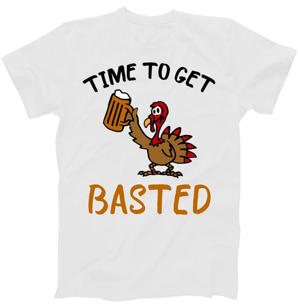 Thanksgiving Time To Get Basted T-Shirt