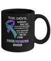 I Am The Storm Support Suicide Prevention Awareness Mug