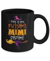 Halloween This Is My Awesome Mimi Costume Mug