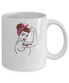 Support Multiple Myeloma Awareness Warrior Believe Mug