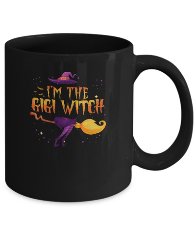 I Am The Gigi Witch Halloween Costume Gift Mug