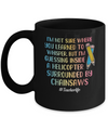 I'm Not Sure Where You Learned To Whisper Teacher Mug