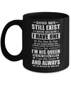 Good Men Still Exist He Born In June Husband Wife Gift Mug