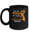 Multiple Sclerosis Awareness Not All Wounds Are Visible Mug