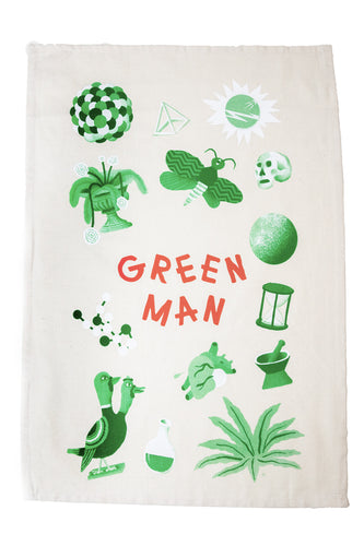 GM | Tea-Towel