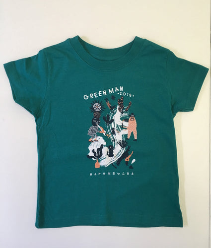 GM18 | Baby T-Shirt | Jade