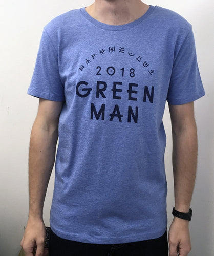 GM18 | Unisex Adult T-Shirt | Heather Blue