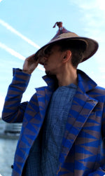 Coat Royal Blue