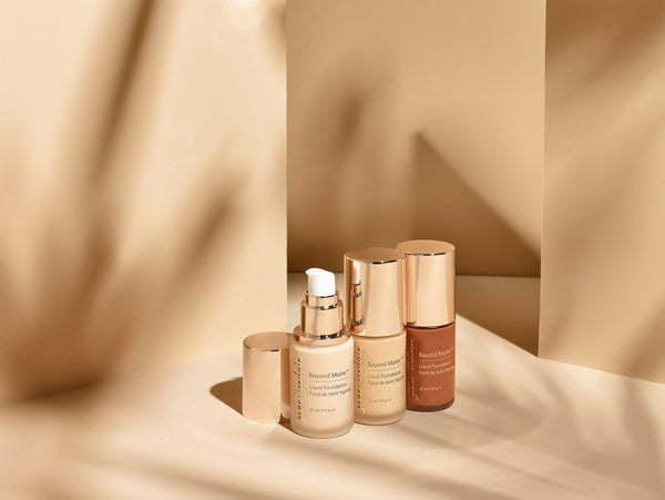 Introducing jane iredale's Beyond Matte Foundation