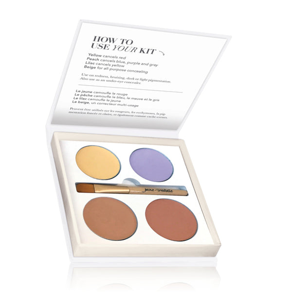 Corrective Colours Camouflage Kit - jane iredale Mineral Makeup Australia