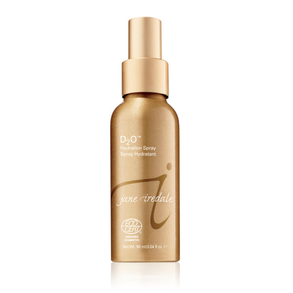 D2O䋢 Hydration Spray - jane iredale Mineral Makeup Australia