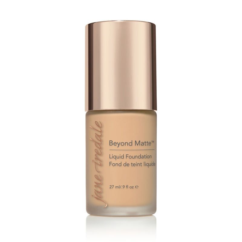 Beyond Matte䋢 Liquid Foundation - jane iredale Mineral Makeup Australia