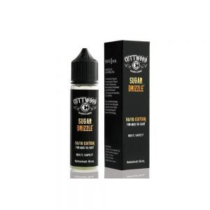 E-liquide Sugar Drizzle 50ml Cuttwood (5164169265289)