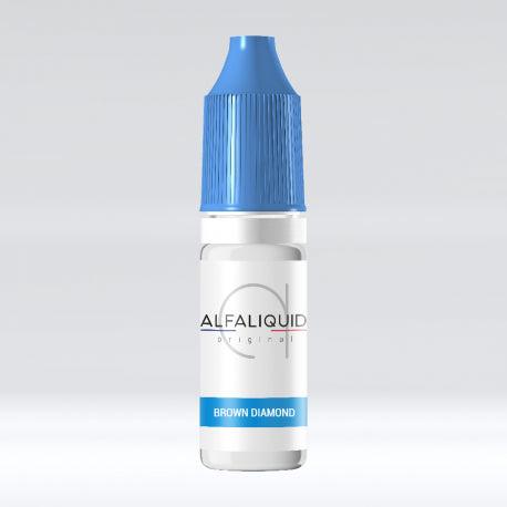 E-Liquide Brown Diamond Alfaliquid (4405473902729)