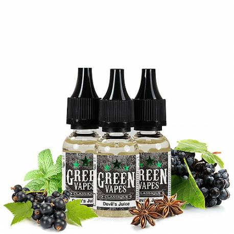 E-liquide Devil's Juice Green Vapes (4414854693001)
