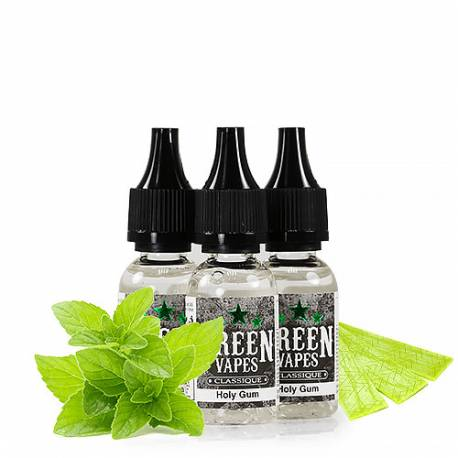 E-liquide Holy Gum Green Vapes (4414879826057)