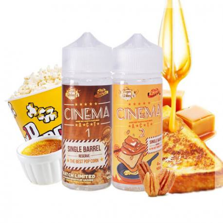 E-liquide Pack Cinema 100ml Clouds of Icarus (4408402772105)