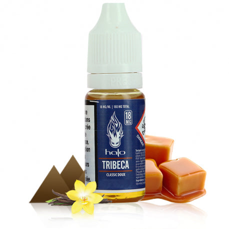 E-liquide Tribeca High VG Halo (4415426199689)