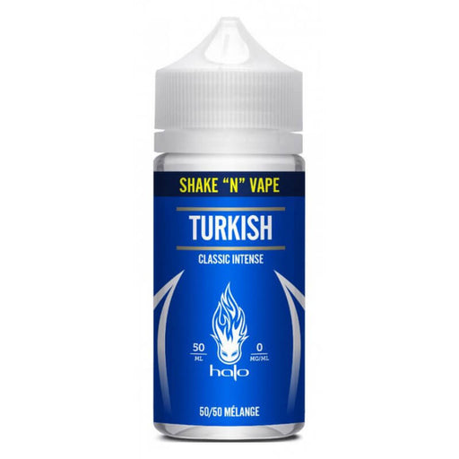 E-liquide Turkish 50ml Halo (4415492522121)