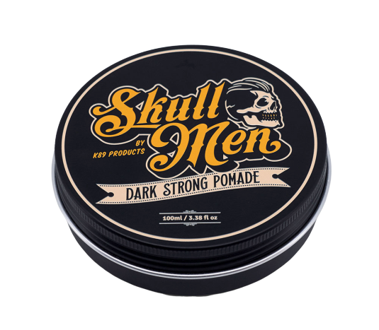 Pomada fuerte dark 100ml - Skull Men
