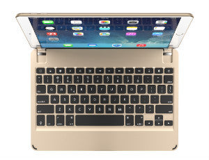 Brydge 10.5 Bluetooth Keyboard - Gold