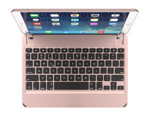 Brydge 10.5 Bluetooth Keyboard - Rose Gold