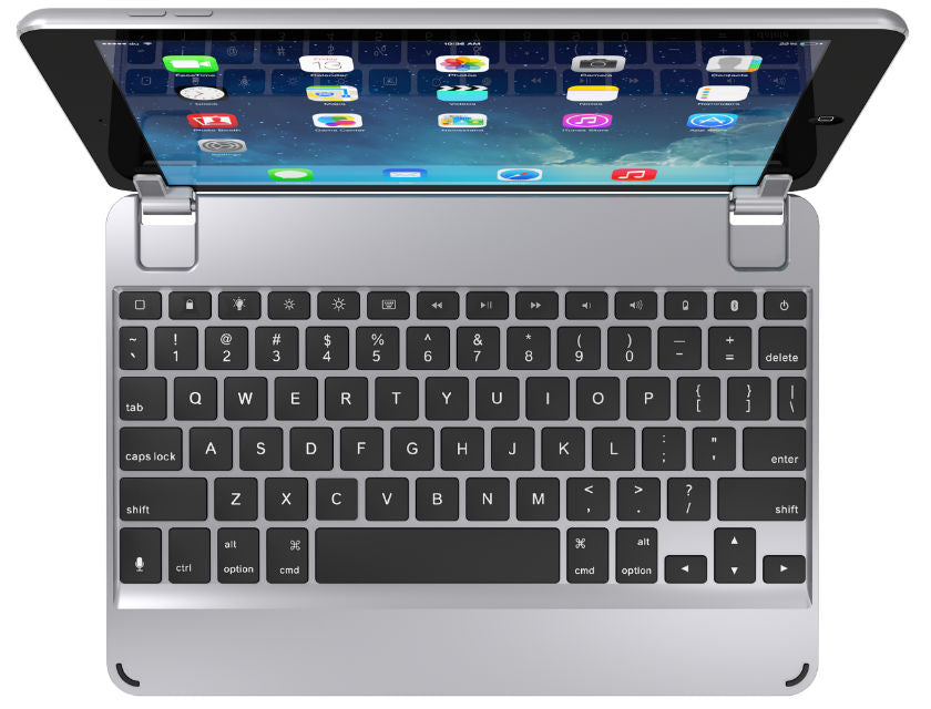 Brydge 9.7 Bluetooth Keyboard - Space Grey