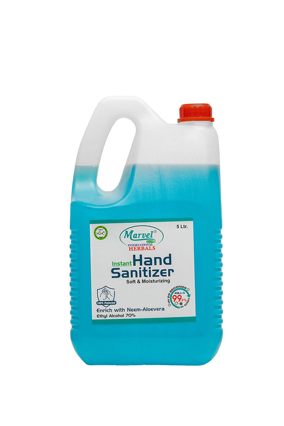 Hand Sanitizer (Liquid) - 5L